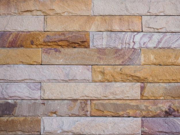 Fundo de grunge de textura de parede de tijolo com cantos vignetted para design de interiores