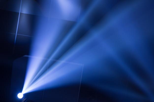Fundo de iluminação de concerto