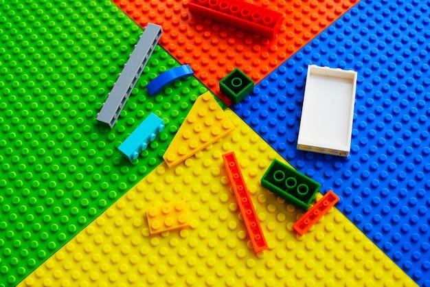 Fundo de lego