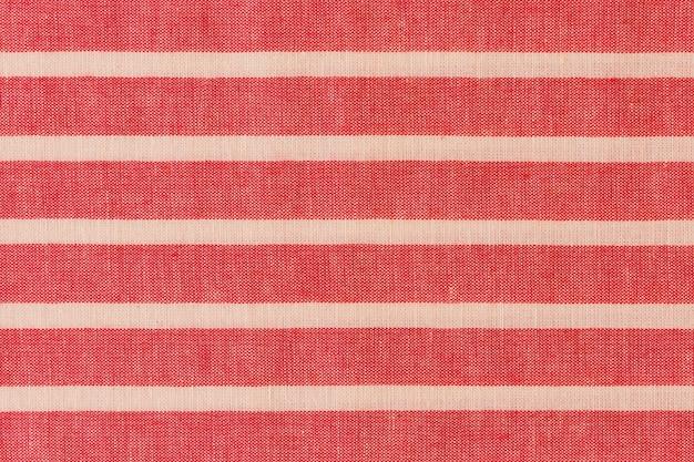 Fundo de linha de tecido de linho texturizado