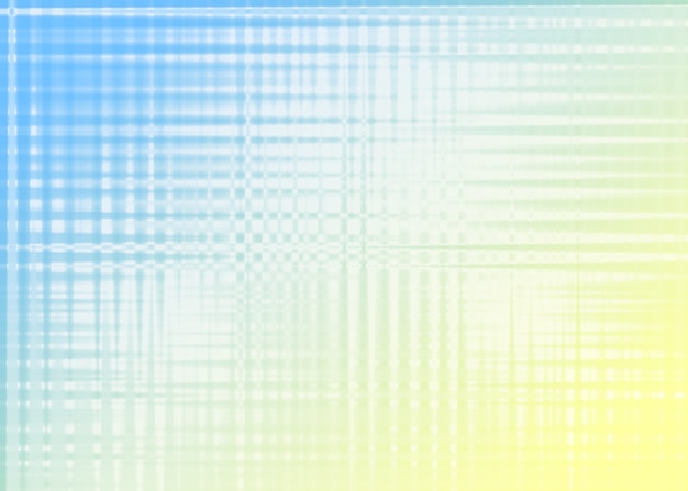 Fundo de linhas amarelas azuis