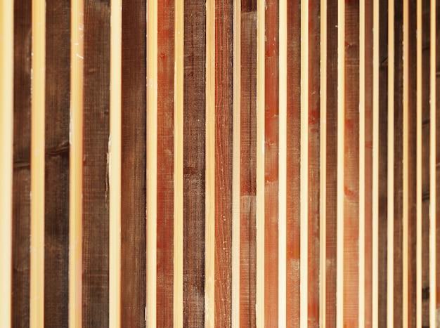 Fundo de linhas de textura de madeira vertical