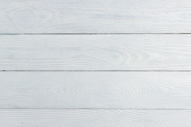 Fundo de madeira branco da textura, opinião de tampo da mesa de madeira.