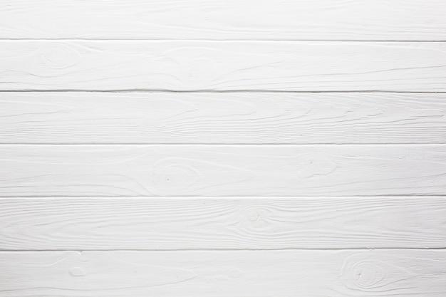 Fundo de madeira branco vintage velho