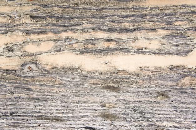 Fundo de madeira cinza vintage