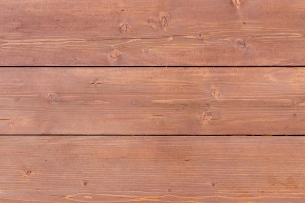 Fundo de madeira da textura da plataforma das pranchas horizontais.