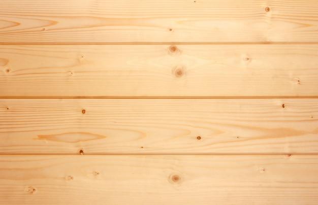 Fundo de madeira de tábuas de abeto polido seco