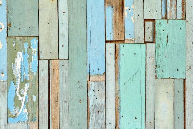 Fundo de madeira de textura de cor de parede