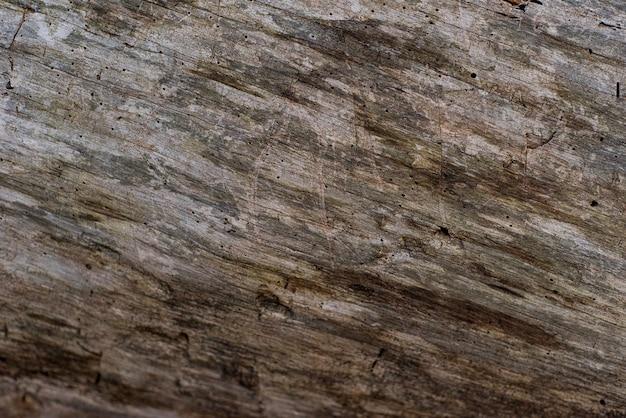 Fundo de madeira enferrujado resistido sujo fresco