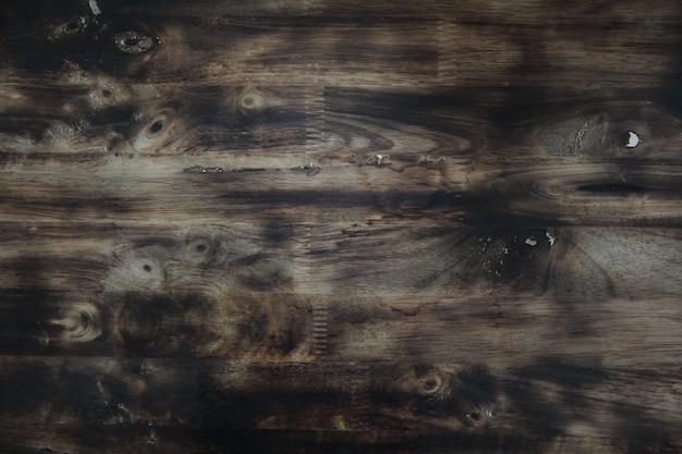 Fundo de madeira escuro antigo