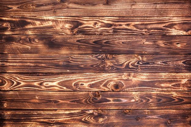 Fundo de madeira escuro, textura de madeira rústica