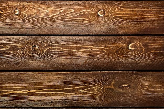 Fundo de madeira feito de tábuas