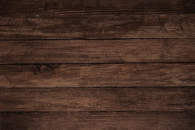 Fundo de madeira marrom vintage