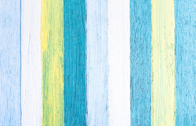 Fundo de madeira multicolorido