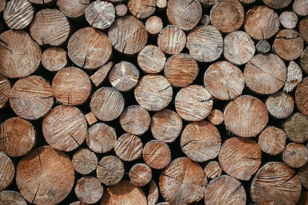 Fundo de madeira ou textura vintage velho, parede