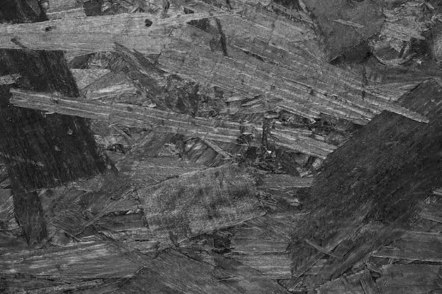 Fundo de madeira preto e branco