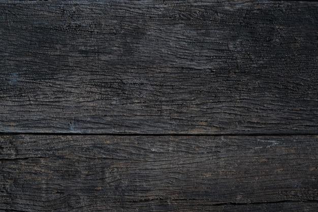 Fundo de madeira rústico escuro