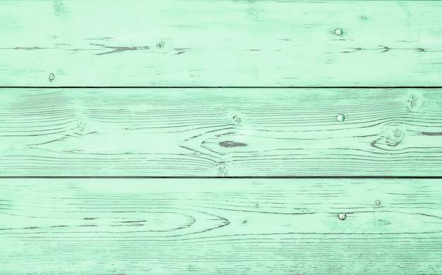 Fundo de madeira. textura rústica colorida turquesa abstrata. estilo vintage