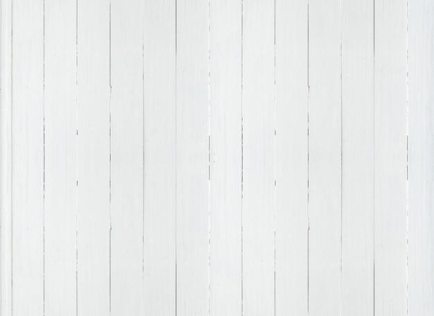 Fundo de madeira velho branco rústico da textura da parede.