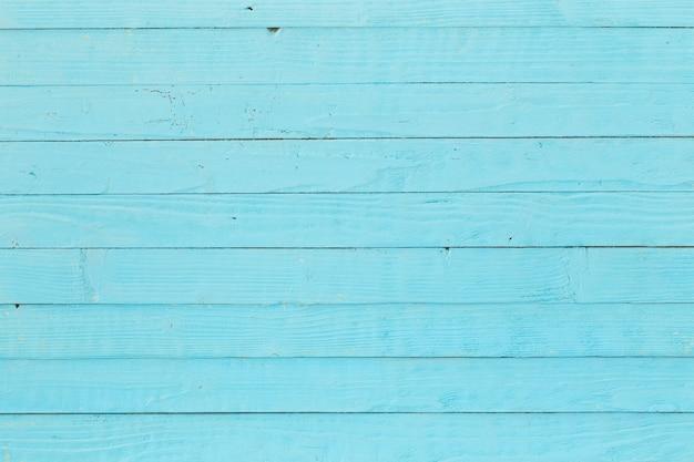 Fundo de madeira velho pintado azul