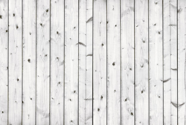 Fundo de madeira velho piso branco