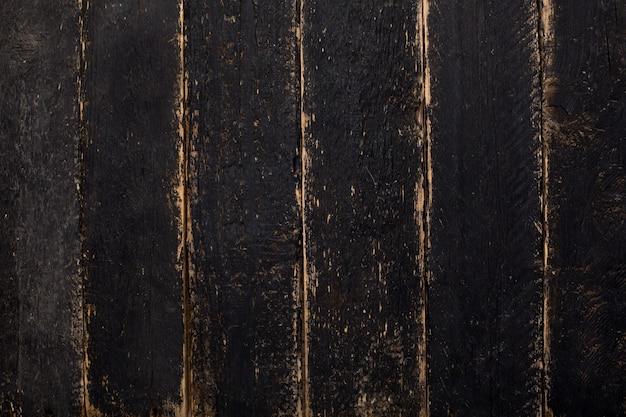 Fundo de madeira vintage escuro