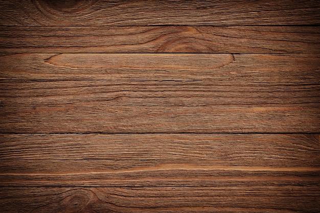 Fundo de madeira vintage ou textura feita de pranchas velhas