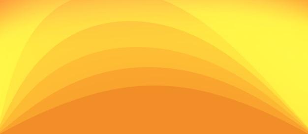 Fundo de malha de gradiente colorido amarelo