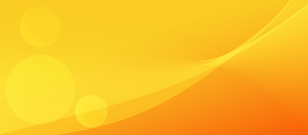 Fundo de malha de gradiente colorido laranja