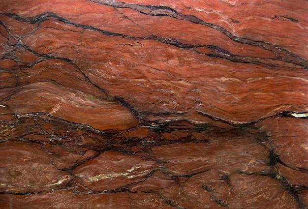 Fundo de mármore vermelho abstrato