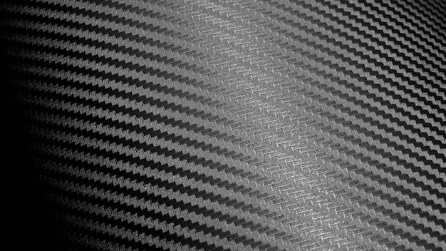 Fundo de matéria-prima composta de fibra de carbono