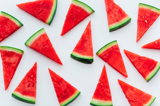 Fundo de melancia