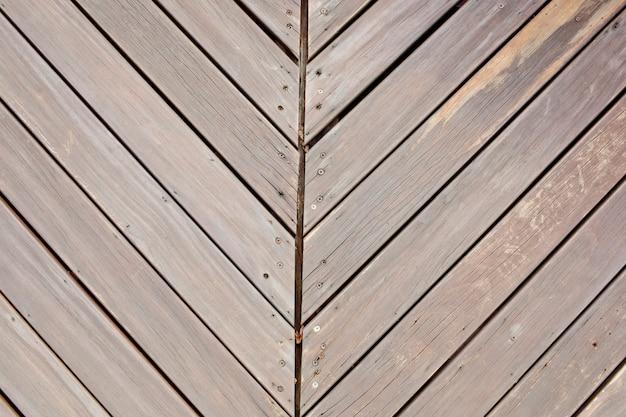 Fundo de mesa de pranchas de madeira criativo