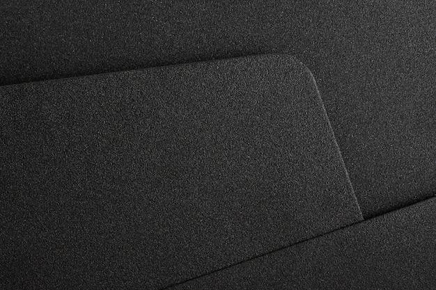 Fundo de metal preto ou textura