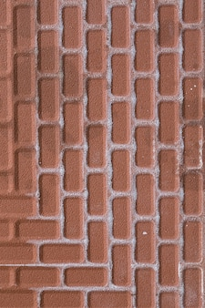 Fundo de mosaico abstrato de tijolo de cerâmica