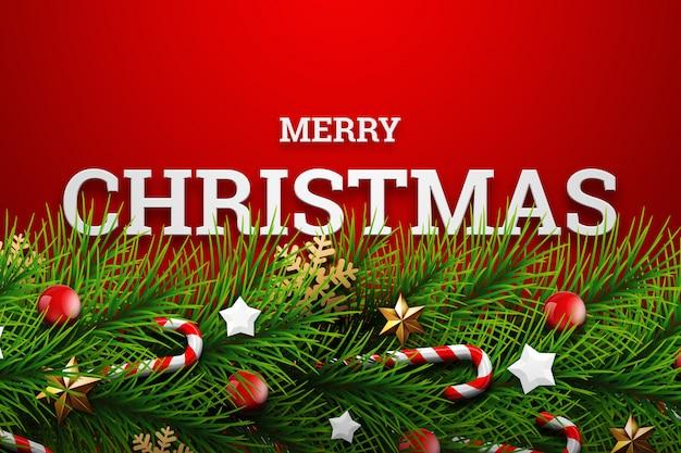Fundo de natal com luzes douradas bokeh. cartão de natal. cartaz, banner.