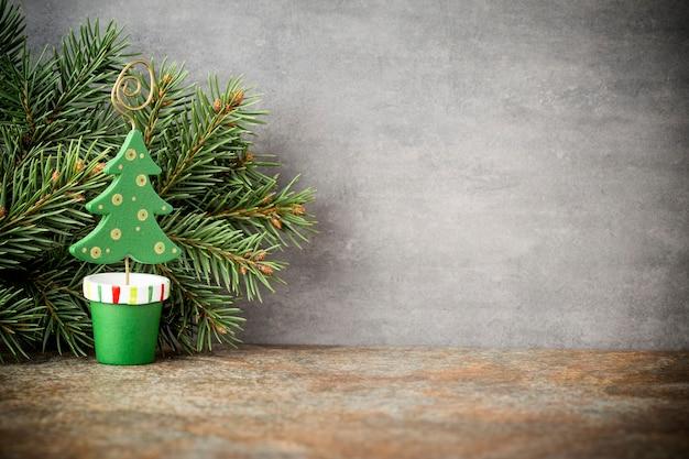 Fundo de natal, decoração.