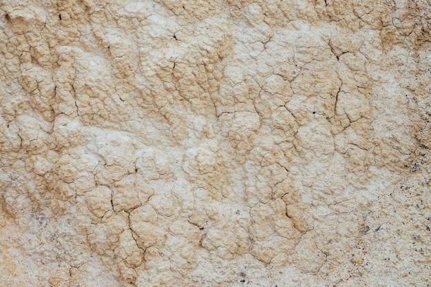Fundo de natureza de terras secas rachadas.