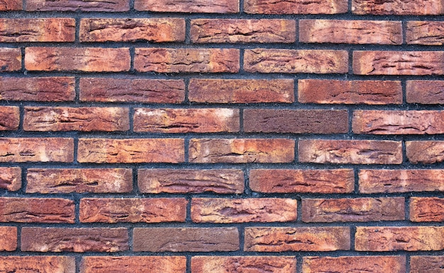 Fundo de nova tecnologia de textura de tijolo