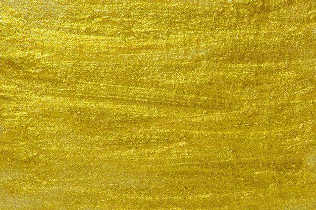 Fundo de ouro metálico