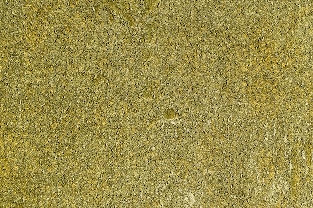 Fundo de ouro verde brilhante textura de papel de embrulho brilhante espumante
