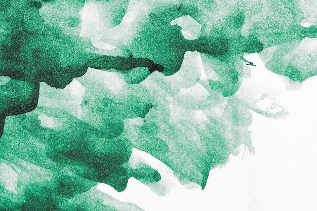 Fundo de padrão de espaço de cópia verde abstrato
