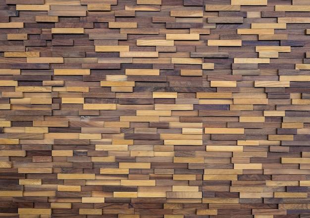 Fundo de padrão de parede de madeira