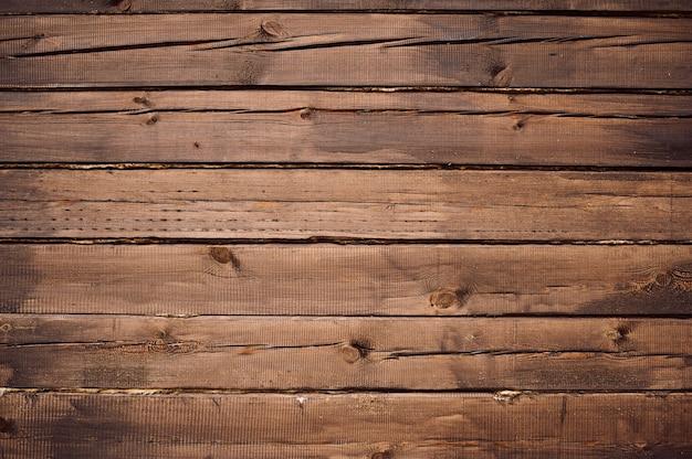Fundo de painéis de madeira grunged velho