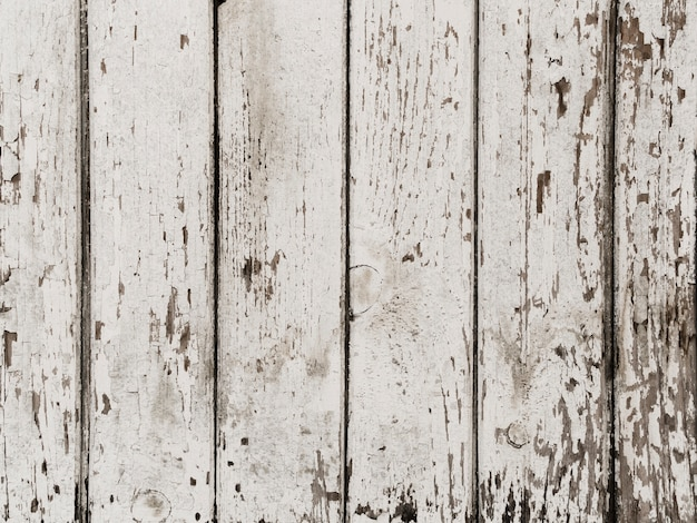 Fundo de painel de cerca de madeira vintage