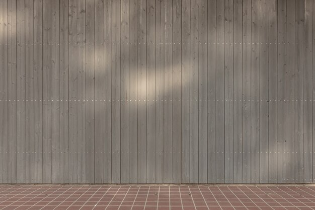 Fundo de painel de madeira japonesa