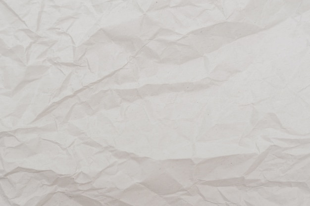 Fundo de papel amassado