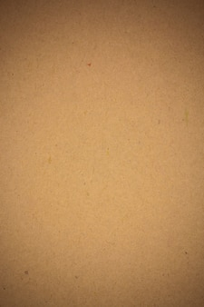 Fundo de papel artesanal marrom.