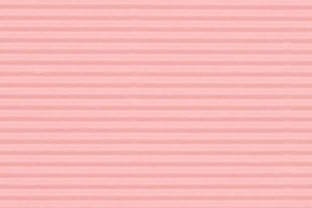 Fundo de papel de parede de papel ondulado rosa em branco