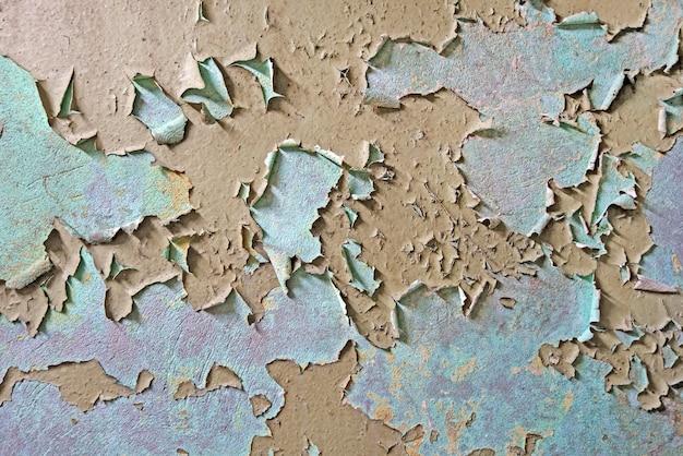 Fundo de papel de parede velho grunge rachado